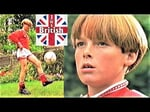 A Boy & His Football - Scott Parker in The Famous 1994 UK McDonald's / Football World Cup TV Advert