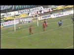 Amazing goal Djorkaeff against Roma