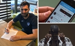 Snapchat, WhatsApp and a McDonalds restaurant - the most creative player transfer reveals
