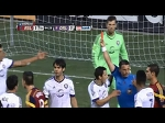 Kaká red card for a simple offense against Real Salt Lake HD