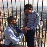Футболист Майкл Сэм сделал предложение своему парню - Ви це бачили? - Блоги - ua.tribuna.com