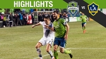 Highlights: Seattle Sounders FC vs LA Galaxy | Western Conference Knockout Round