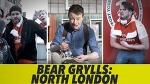 Bear Grylls Explores An Arsenal Wasteland