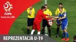 U-19: Skrót z meczu Polska - Ukraina 2:4