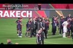 BEHIND THE SCENES: Detallazo de Ancelotti en plena celebración del Mundial