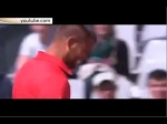 Теннисист Михаил Южный снялся с «Ролан Гарроса» из-за травмы головы, которую нанес себе сам