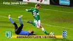 Evald Tipneri karikavõistluste 1/8 finaal: Tallinna FC Flora - JK Retro 17:0 (8:0)