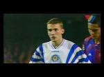 Барселона - Динамо К (0-4) 1997 голи,УТ-1 LIVE