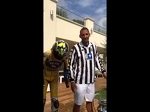Marco Materazzi Ice Bucket Challenge (Nomintate Zidane)