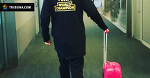 Усик отправился в Ригу со стильным чемоданом