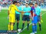 Український арбітр планує стати тренером