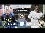 Real Madrid Castilla - UCAM Murcia (Ascenso a 2ªA)