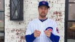 Greetings from Ben Zobrist (Zorilla Tournament 2016)