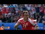 Швейцария - Польша 1:1. Супер-гол Шакири ножницами