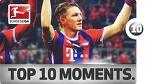 Top 10 Moments of Bastian Schweinsteiger's Bundesliga Career