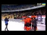 Динамо - Шахтар - 2:2. Відео голу Фреда