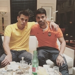 """Eduardo Alves Da Silva on Instagram: """"Kume @ogivukojevic8 , compadre @ogivukojevic8  #vienna"""""""