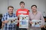 «Спортревю NEW» - лучшая спортивная газета года в Украине