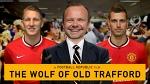 Ed Woodward - The Wolf of Old Trafford!   TRAILER PARODY