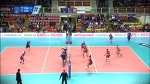 EuroVolley2015 Men - Highlight Earvin Ngapeth Incredible Defensive - France vs Serbia 14/10/2015