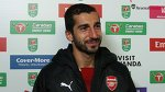 Mkhitaryan: Everyone showed that everyone is ready to play