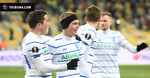«Динамо» упустило победу в первом матче против «Брюгге»
