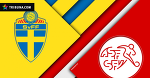 Швеция - Швейцария