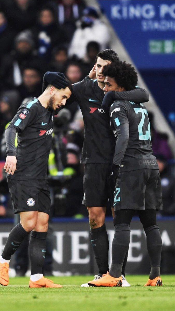 Пюэль: когда Челси забивает, против них тяжело играть