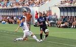 Одесский «Черноморец» при унылой игре проигрывает первый домашний матч чемпионата