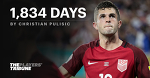 1,834 Days   By Christian Pulisic
