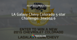 LA Galaxy Chevy Colorado 5-star Challenge: Эпизод 6