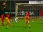 Украина - Румыния 3:2 (товарищеский матч)