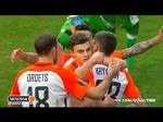 Брага - Шахтер Донецк 0:1. Сергей Кривцов