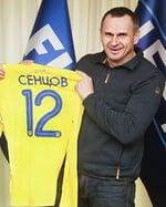 """Tribuna.com Украина 🇺🇦 on Instagram: """"С днем рождения, Олег Сенцов 🙌 ⠀ Рады, что этот день он может отметить дома в Украине 🙏"""""""