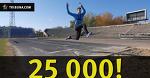 На ютуб канале «ТРЕНДЕЦ» уже 25 000 подписчиков. Присоединяйтесь!