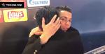 Роналду обнял и поцеловал Буффона в микст-зоне после матча ЛЧ
